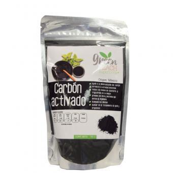 Carbon activado 100gr