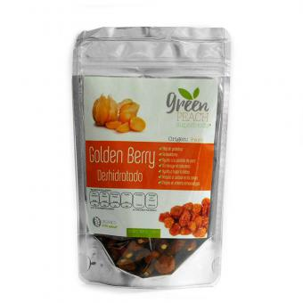 Golden berry deshidratado 100gr