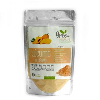 Lúcuma en polvo orgánica 100gr