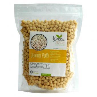 Quinoa puffs orgánica 200gr