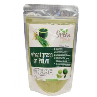 Wheatgrass en polvo orgánico 100gr
